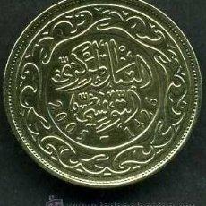 Monedas antiguas de África: TUNESIA 100 MILLIM DEL 2005 - Nº4. Lote 47938952