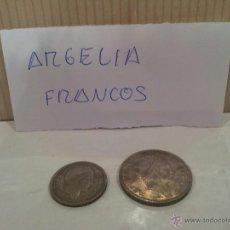 Monedas antiguas de África: LOTE DE MONEDAS DE ARGELIA VER FOTOS. Lote 49444973