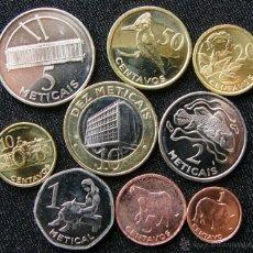 Monedas antiguas de África: MOZAMBIQUE SERIE 1 5 10 20 50 C 1 2 5 10 M 2006. Lote 195153911