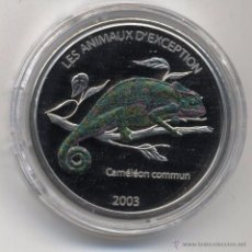 Monedas antiguas de África: CONGO 5 FRANCS 2003. Lote 53166368