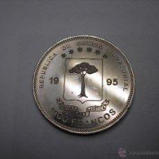 Monedas antiguas de África: GUINEA ECUATORIAL, 1000 FRANCOS DE 1995. Lote 55023827