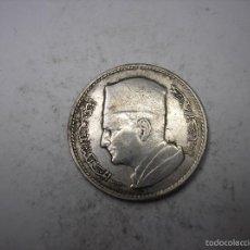 Monedas antiguas de África: MARRUECOS , 1 DIRHAM DE PLATA DE 1960. Lote 62268459