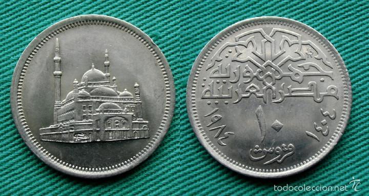 10 Piastras. Egipto (1984) 56083762