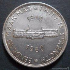 Monedas antiguas de África: SUDÁFRICA 5 CHELINES 1960 -PLATA-. Lote 57350519