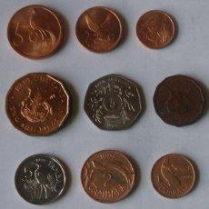 Monedas antiguas de África: LOTE DE 14 MONEDAS PERTENECIENTES A 5 PAISES DE AFRICA. Lote 57829794