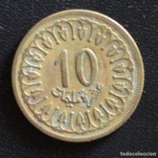 Monedas antiguas de África: TUNISIA - 10 - BC+. Lote 61817588