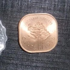 Monedas antiguas de África: ESPLÉNDIDA SERIE SIN CIRCULAR DE SWAZILANDIA - RWANDA. Lote 63540296