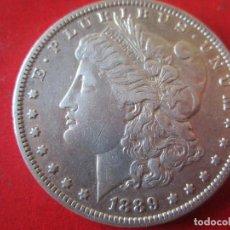 Monedas antiguas de África: ESTADOS UNIDOS. 1 DÓLAR DE PLATA.1889. #MN. Lote 49040861