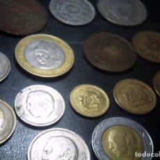 Monedas antiguas de África: LOTE DE 16 MONEDAS DE MARRUECOS.. Lote 68302793