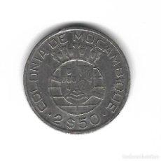 Monedas antiguas de África: MONEDA. MOZAMBIQUE. 2.50 ESCUDOS. 1950.. Lote 71776139