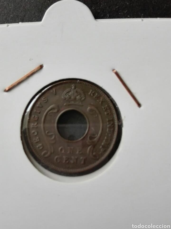 Monedas antiguas de África: África del Este 1924 un céntimo EBC - Foto 2 - 72388065