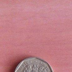 Monedas antiguas de África: MONEDA 10 C SUDAFRICA 1991. Lote 73584231