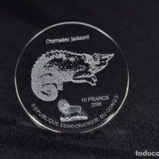 Monedas antiguas de África: CONGO 10 FRANCS 2006. Lote 74484563