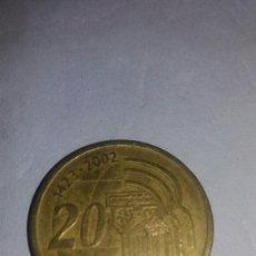 Monedas antiguas de África: MONEDA ÁRABE 1423-2002. Lote 75188373
