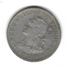Monedas antiguas de África: MONEDA. SANTO TOME Y PRINCIPE. 50 CENTAVOS. 1928. Lote 76060571
