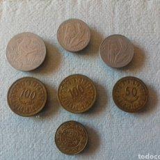 Monedas antiguas de África: LOTE DE 4 MONEDAS DE TUNEZ. Lote 80215665