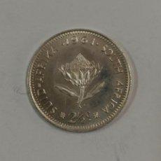 Monedas antiguas de África: MONEDA REPUBLICA SUDAFRICANA 1961. UNITY IS STRENGTH. Lote 84707056