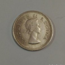 Monedas antiguas de África: MONEDA DE ELIZABETH II REGINA. SUID AFRIKA SOUTH AFRICA 1959. ISABEL II. Lote 84707444