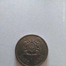 Monedas antiguas de África: MONEDA 1 DIRHAM MARRUECOS. Lote 84916004