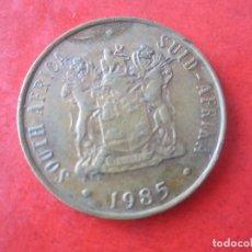 Monedas antiguas de África: SUD AFRIKA. 2 CENT. 1985. Lote 91745650