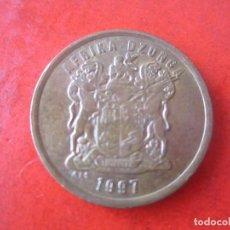 Monedas antiguas de África: SUD AFRIKA. 5 CENT. 1997. Lote 91746510
