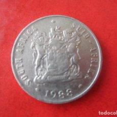Monedas antiguas de África: SUD AFRIKA. 10 CENT. 1988. Lote 91746770