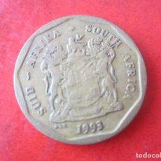 Monedas antiguas de África: SUD AFRIKA. 50 CENT. 1993. Lote 91749205