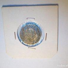 Monedas antiguas de África: MONEDA 10 FRANCS. MARRUECOS. 1371. Lote 92123335