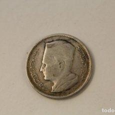 Monedas antiguas de África: MARRUECOS 1960 (AH-1380) 1 DIRHAM MARROQUÍ MOHAMMED V PLATA MONEDA DE PLATA. Lote 100016324