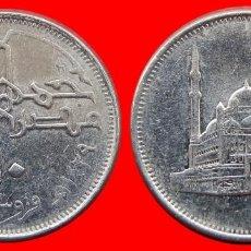 Monedas antiguas de África: 10 PIASTRAS 2008 EGIPTO 1854T COMPRAS SUPERIORES 40 EUROS ENVIO GRATIS. Lote 96696119