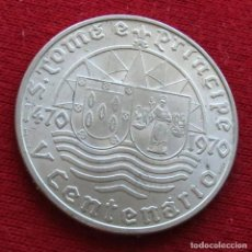 Monedas antiguas de África: SANTO TOMÉ Y PRÍNCIPE 50 ESCUDOS 1970 #1. Lote 97407971