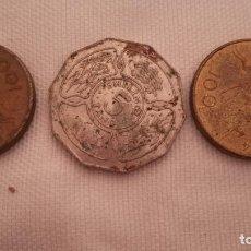Monedas antiguas de África: 17-LOTE 3 MONEDAS DE TANZANIA. Lote 99906323
