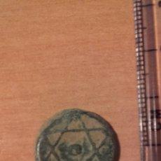 Monedas antiguas de África: MON 985 MONEDA MARRUECOS SIGLO XIX MEDIDAS SOBRE 15 MILIMETROS ESTRELLA . Lote 101578391