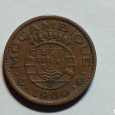 Monedas antiguas de África: MOZAMBIQUE 1 ESCUDO 1969. Lote 103265178