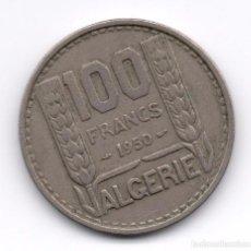 Monedas antiguas de África: ARGELIA - 100 FRANCS 1950 KM93. Lote 103601547