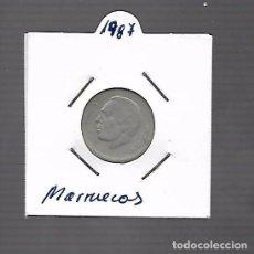 Monedas antiguas de África: MONEDAS AFRICA MARRUECOS . Lote 103926419