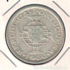 Monedas antiguas de África: MONEDA DE 10 ESCUDOS DE MOZAMBIQUE DE 1960 COLONIA PORTUGUESA. PLATA. EBC. WORLD COINS-KM 79 (ME1426. Lote 108802307