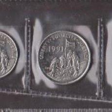 Monedas antiguas de África: MONEDAS EXTRANJERAS - ERITREA SERIE DE 6 VALORES 1-5-10-25-50 Y 100 CENTS. 1997 - KM-43 A 48. Lote 112422959