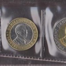 Monedas antiguas de África: MONEDAS EXTRANJERAS - KENIA - SERIE 5 VALORES 1-5-10-20-40 SHILLINGS KM-29-30-27-32-33. Lote 112466263