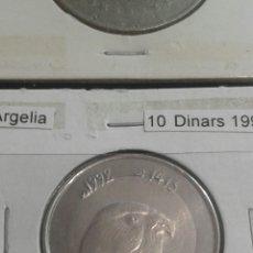 Monedas antiguas de África: ARGELIA 10 D INARS 1992 SC. Lote 113681659