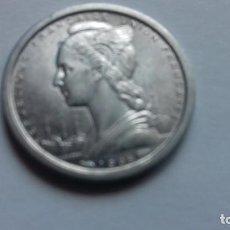 Monedas antiguas de África: MONEDA 1 FRANC 1948 CAMERUN. Lote 114328763