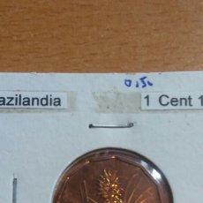 Monedas antiguas de África: SWAZILANDIA 1 CENTS 1975 SC. Lote 114835672