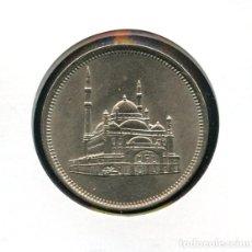 Monedas antiguas de África: EGIPTO, MONEDA, 20 PIASTRES, ALÍ MOSQUE, 1984, COIN COPPER-NICKEL EGYPT. Lote 115253287