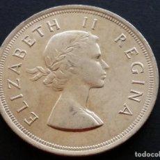 Monedas antiguas de África: SOUTH AFRICA 5 SHILLINGS 1953 PLATA 28,28GR. SC UNC ( F009 ). Lote 115277939