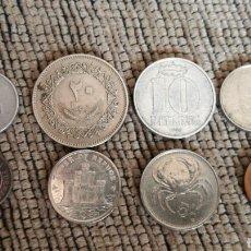 Monedas antiguas de África: LOTE DE 8 MONEDAS VARIADAS. Lote 115278746