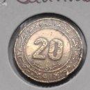 Monedas antiguas de África: ARGELIA 20 SANTIMAT 1975 (CONMEMORATIVA). Lote 115405311