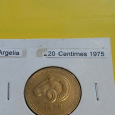 Old Coins of Africa - Argelia 20 centimes 1975 ebc - 117290806