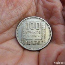 Monedas antiguas de África: ARGELIA 100 FRANCOS 1950. Lote 118072059