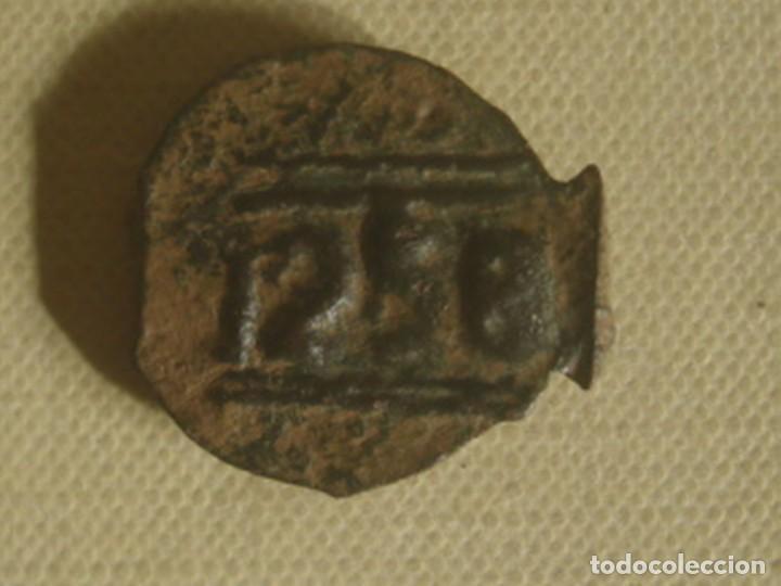 Monedas antiguas de África: Marruecos. 4 monedas de 1 y 2 felus / falus del sultán Muley Abderramán, de 1833-1859 (1248-1275) - Foto 5 - 119530171