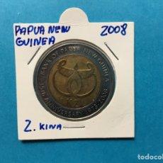 Monedas antiguas de África: 359 ) PAPÚA NUEVA GUINEA 2 KINA AÑO 2008 , NUEVA ,,,,,. Lote 120016795